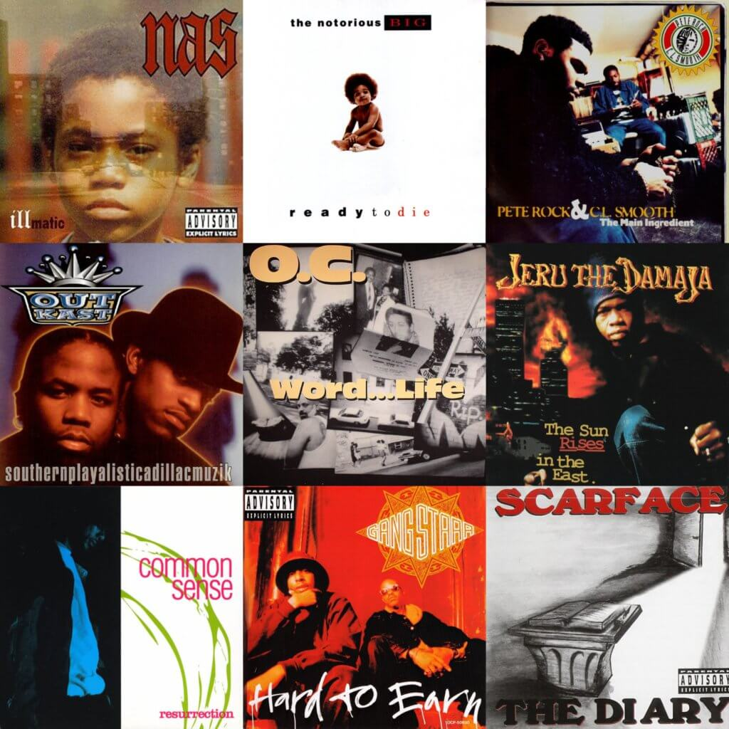 best hip hop 1994