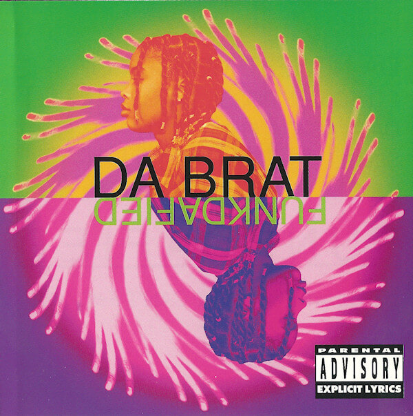 "Da Brat ""Funkdafied"" (1994) - Hip Hop Golden Age Hip Hop ..."