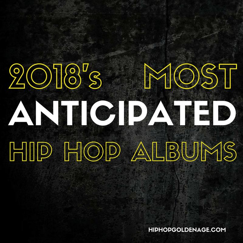 hip hop albums 2018