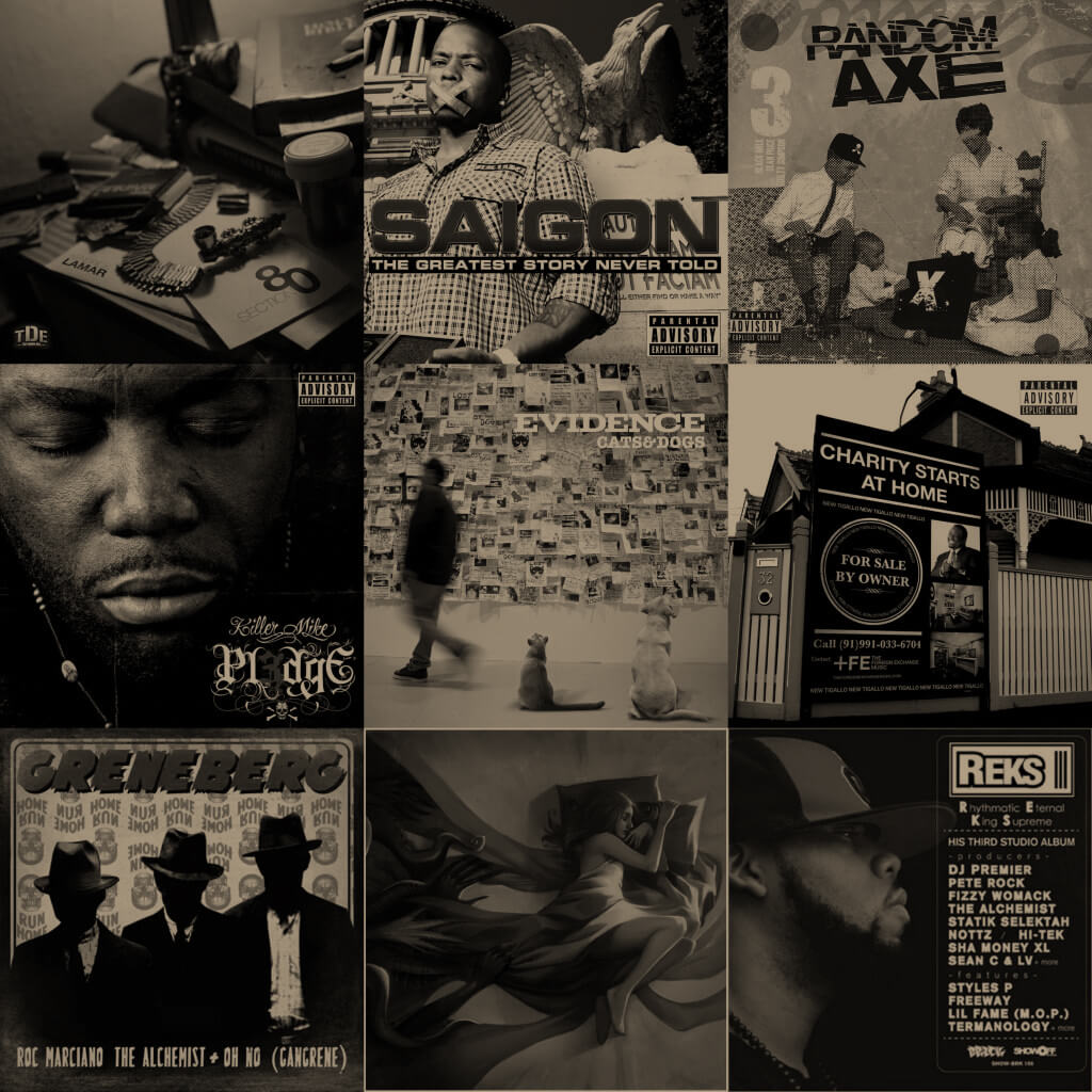 15 Underrated Hip Hop Albums Of 2011