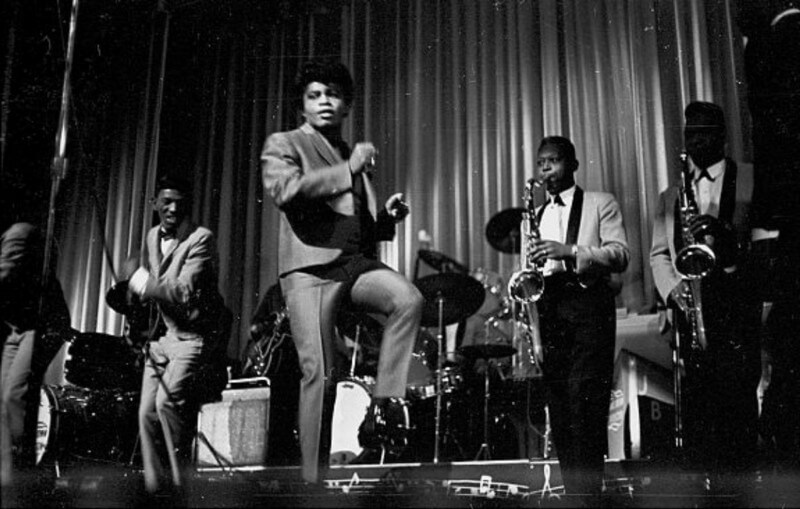 James Brown, Live At The Apollo, 1963