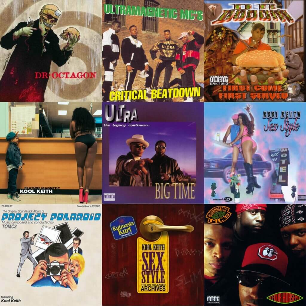 Best 25 Kool Keith Albums