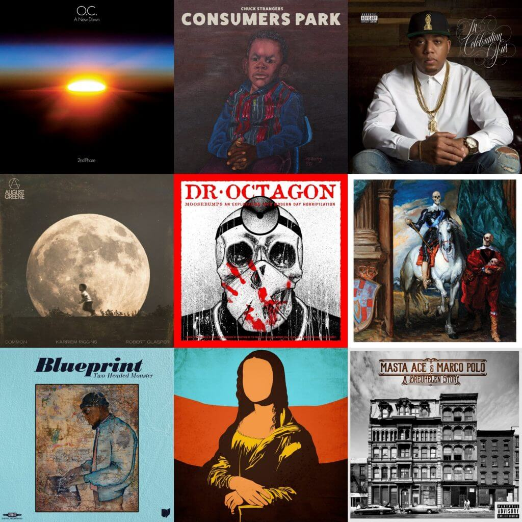 hip hop underground 2018 personal favorites