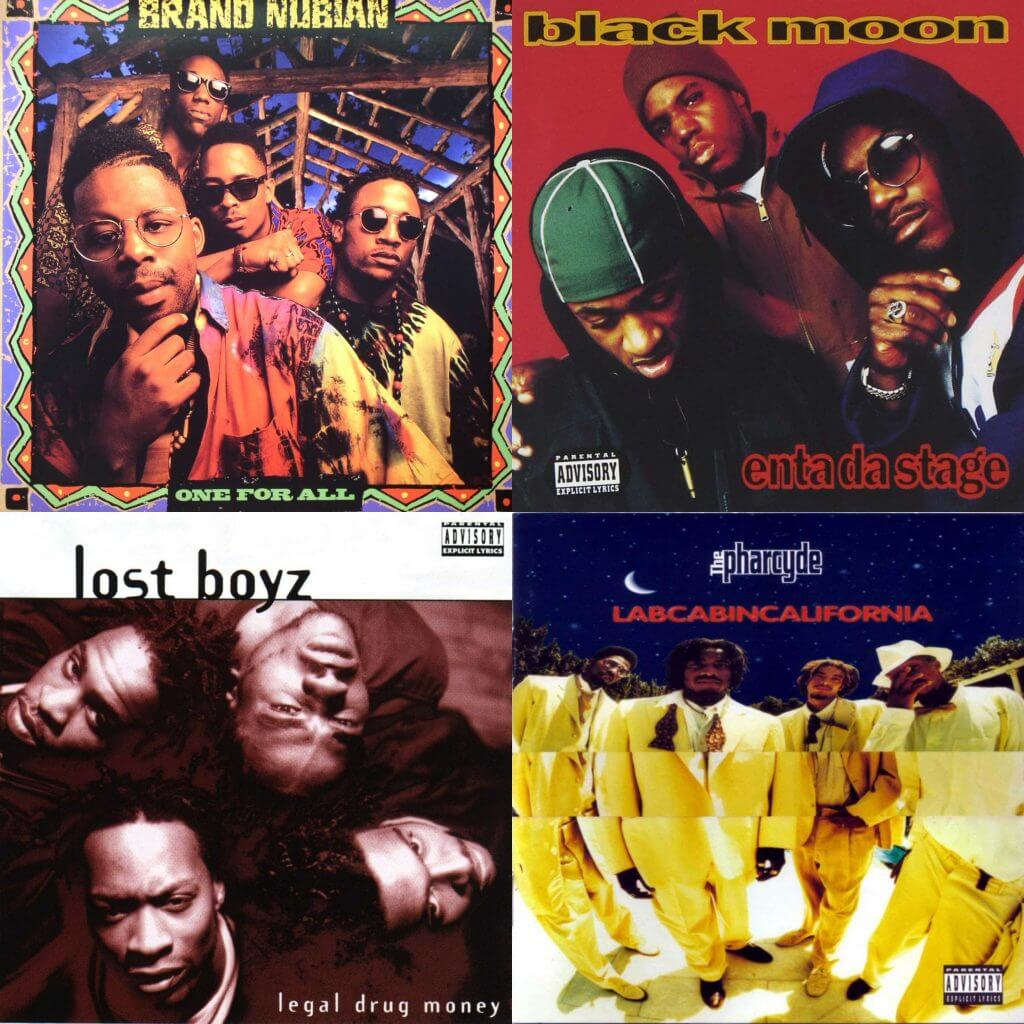 7 Classic Albums From Underrated Hip Hop Groups - Hip Hop Golden Age