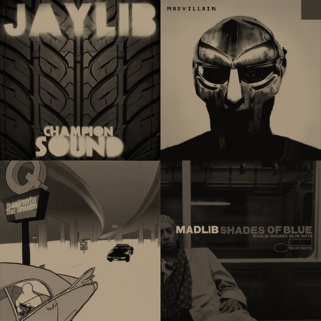 6 Best Albums Produced By Madlib - Hip Hop Golden Age