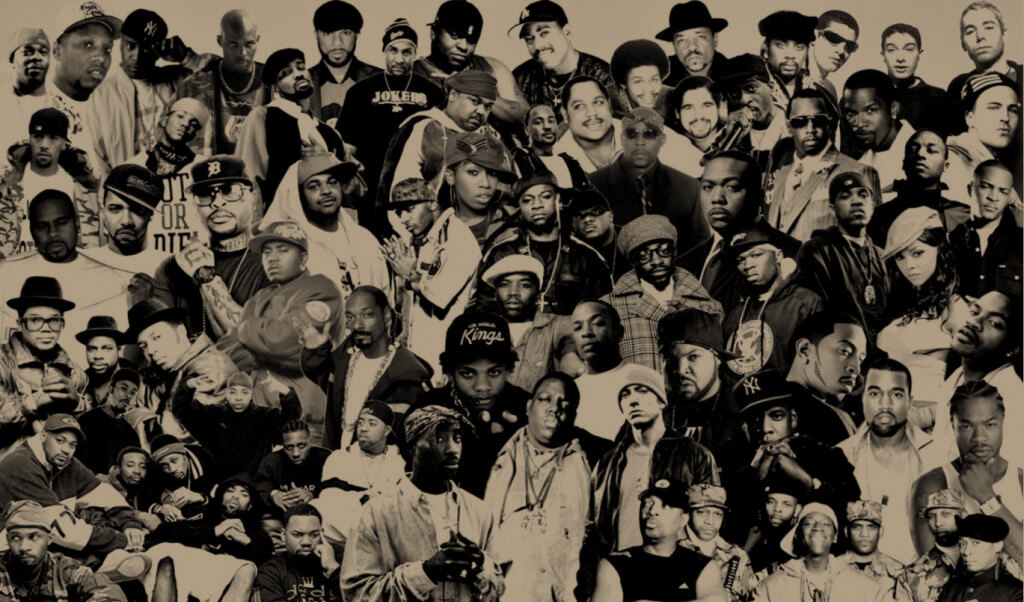 The Greatest Year in Hip Hop History