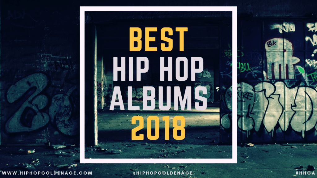 best hiphop album 2018