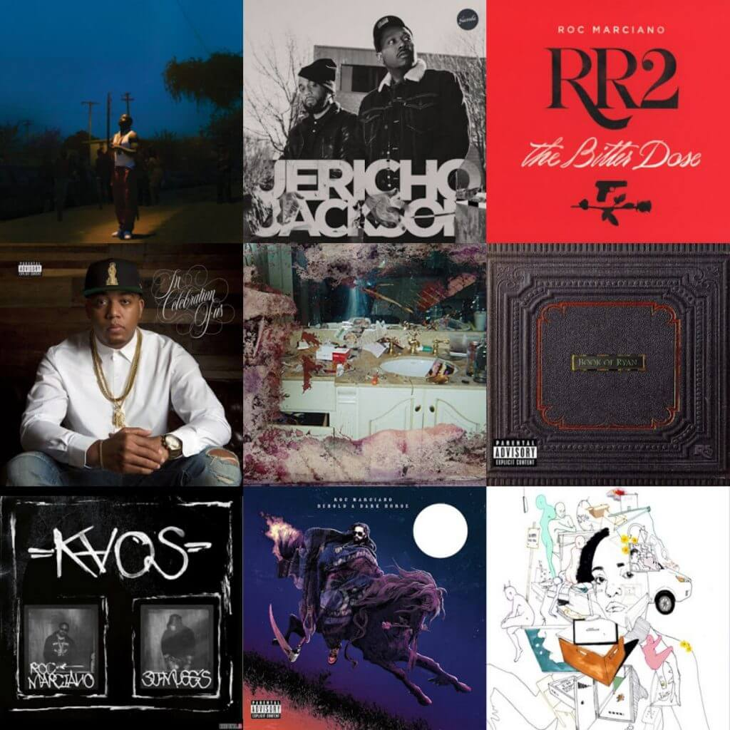 The Best Hip Hop Albums Of 2018 - Hip Hop Golden Age Hip Hop Golden Age