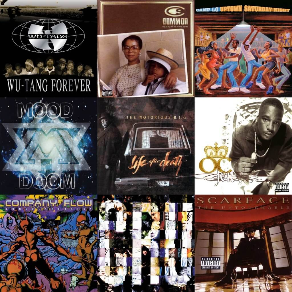 best hip hop 1997