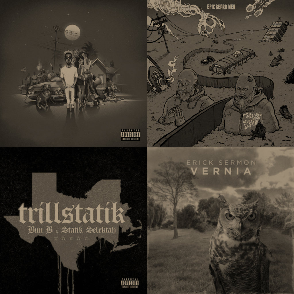 March & April 2019 Round-Up: 6 Hip Hop Albums You Need To Hear - Hip Hop Golden Age