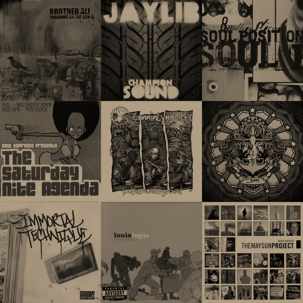 18 Under-appreciated Hip Hop Albums Of 2003 - Hip Hop Golden Age