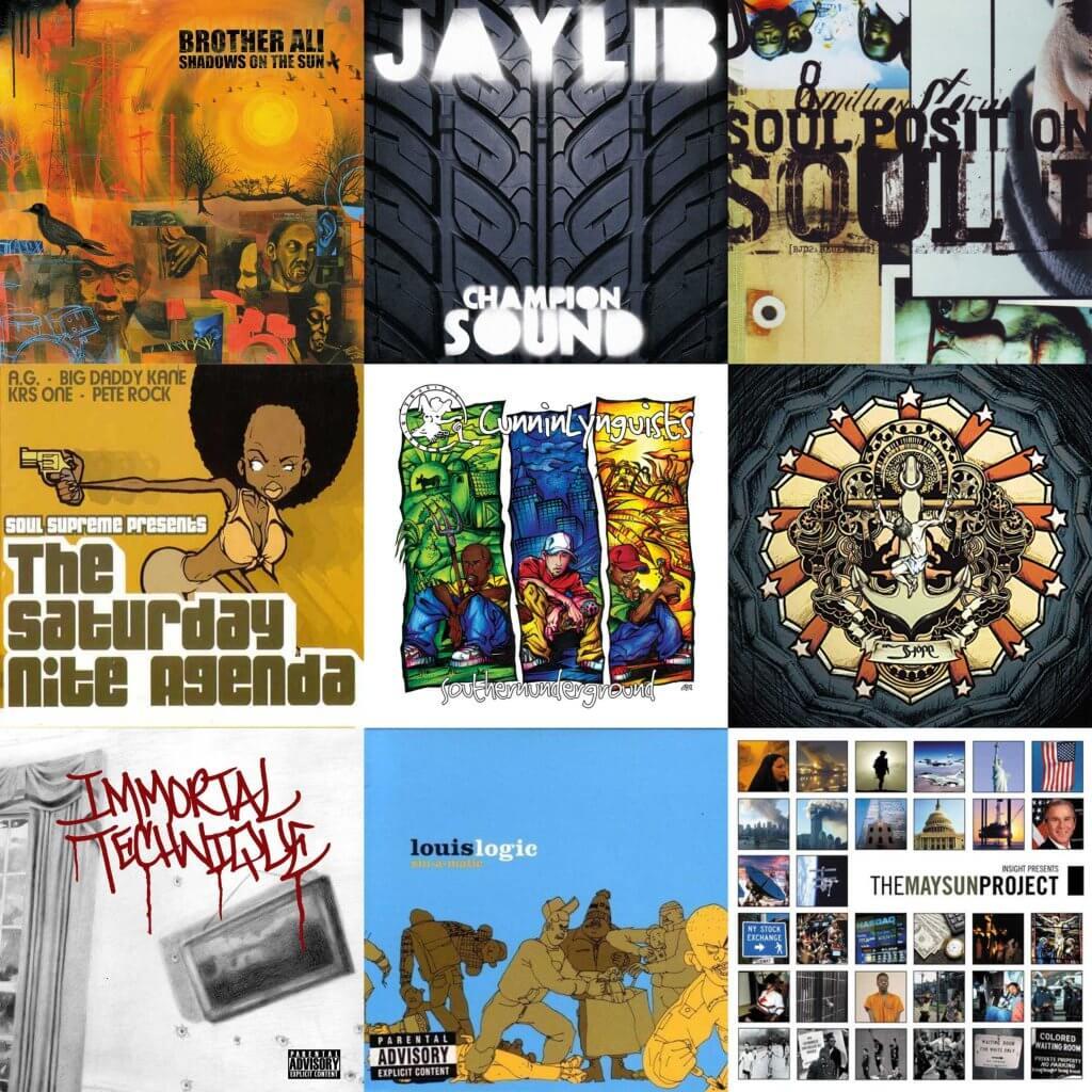 rap music 2003
