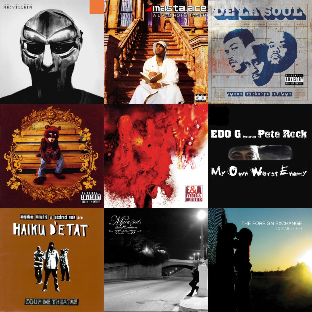 top 40 2004 hip hop albums