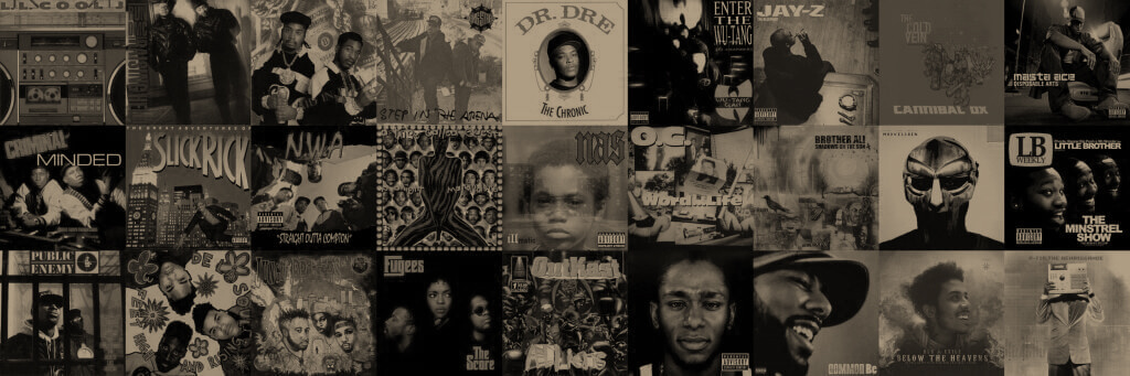 Greatest Hip Hop Albums 1986 - 2006: A List With Lists