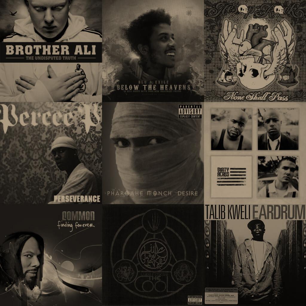 Top 40 Hip Hop Albums 2007 - Hip Hop Golden Age