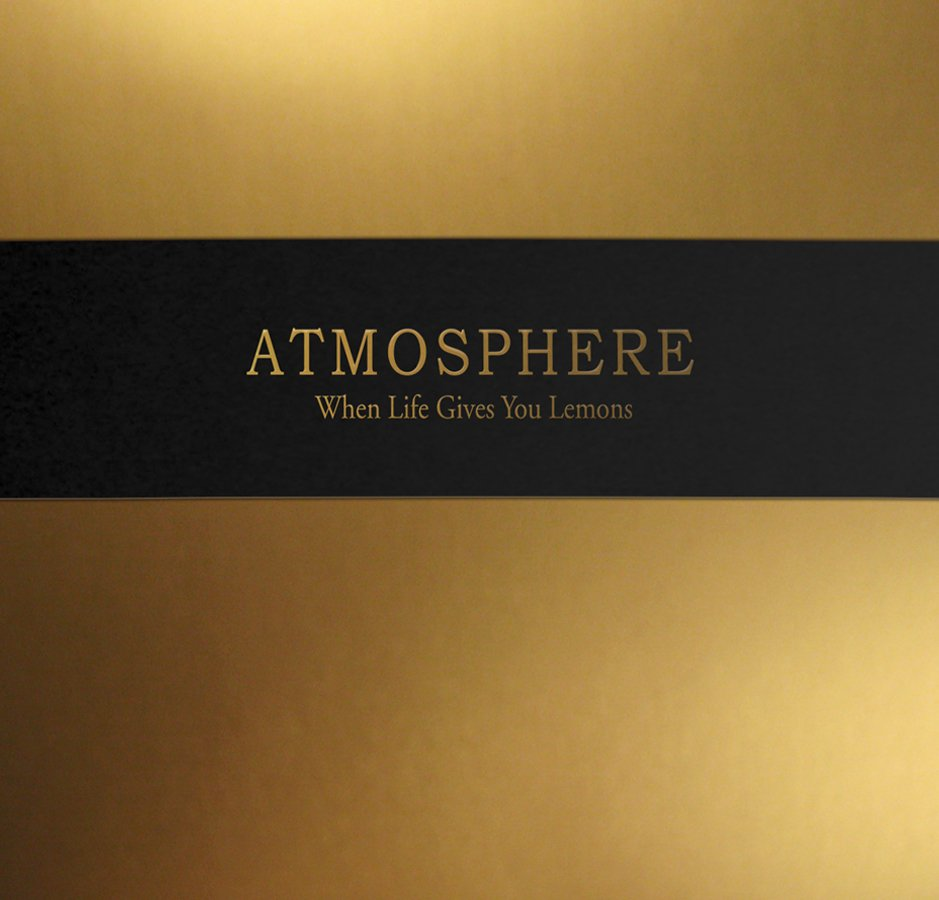 Ranking Atmosphere's Albums