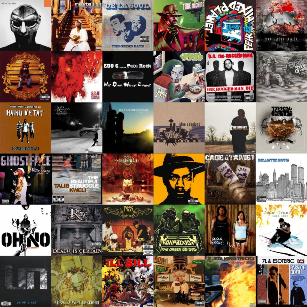 best hip hop 2004