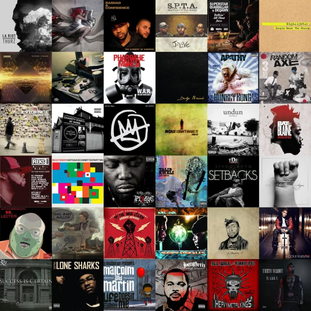 best hip hop 2011