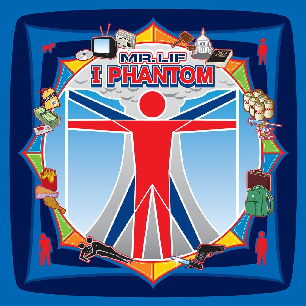 Mr. Lif – I Phantom