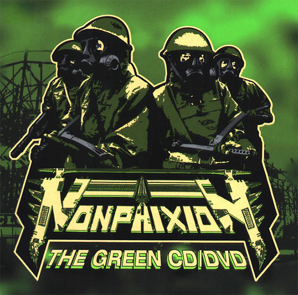 Non Phixion – The Green CD