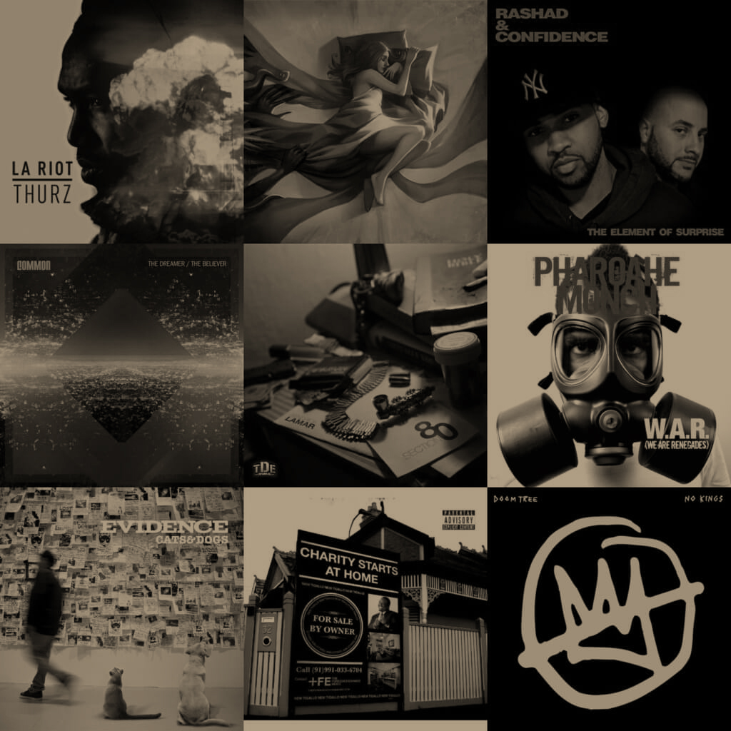 Top 40 Hip Hop Albums 2011 - Hip Hop Golden Age