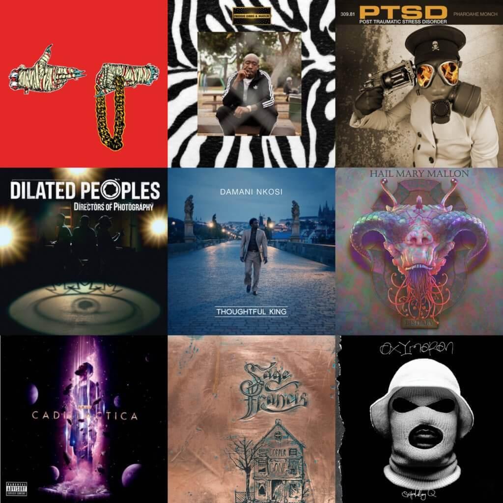 best hip hop albums of 2014