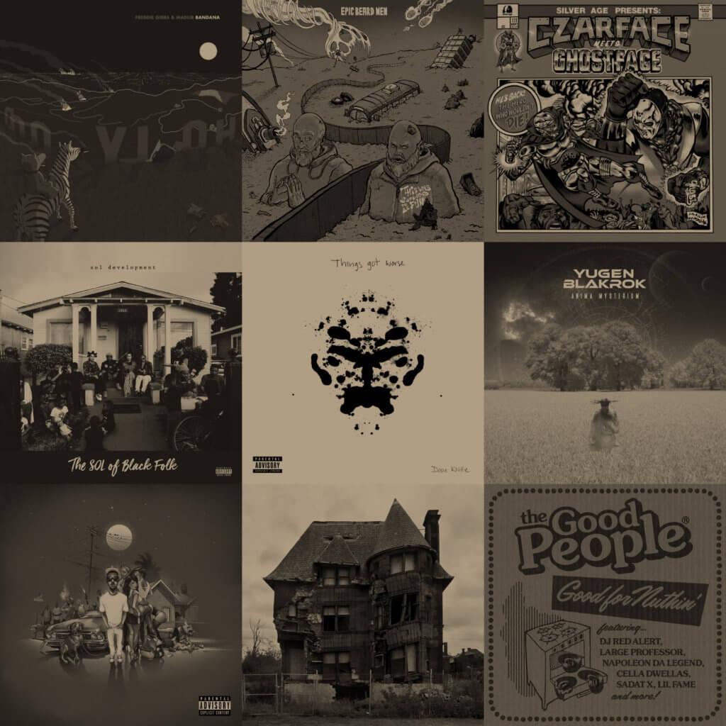 The Best Hip Hop Albums Of 2019 (So Far) - Hip Hop Golden Age