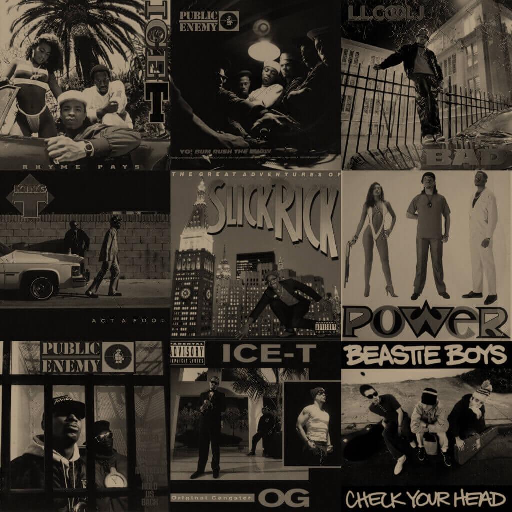 9 Iconic Glen E Friedman Album Covers - Hip Hop Golden Age