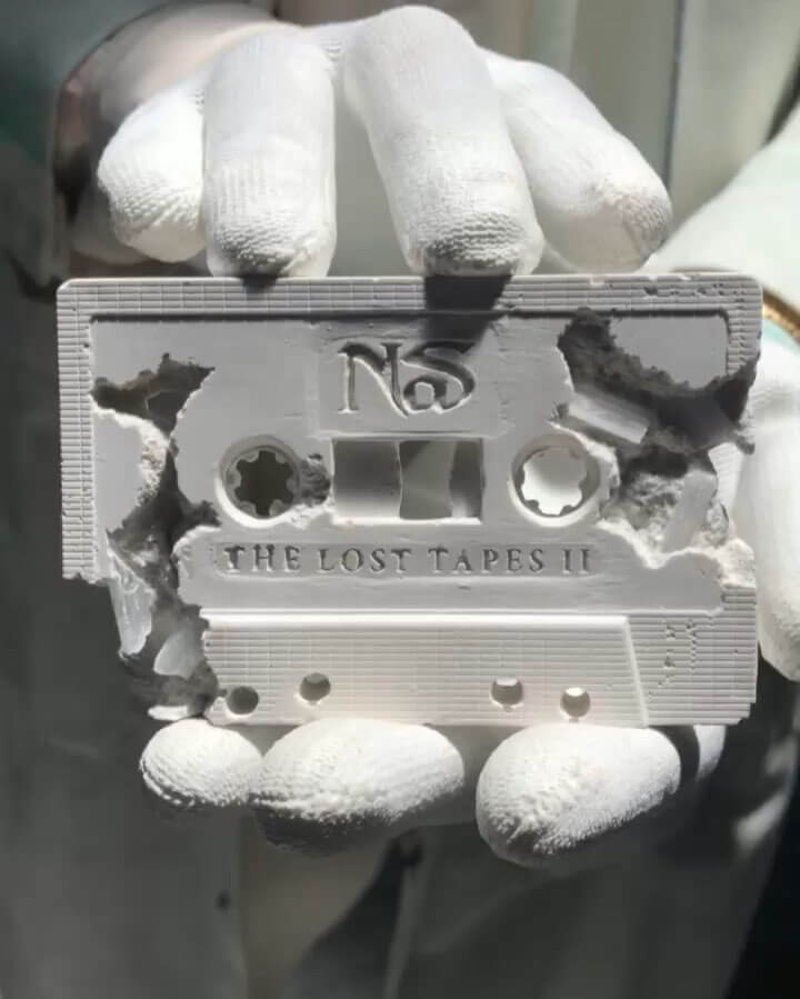 the lost tapes 2 nas