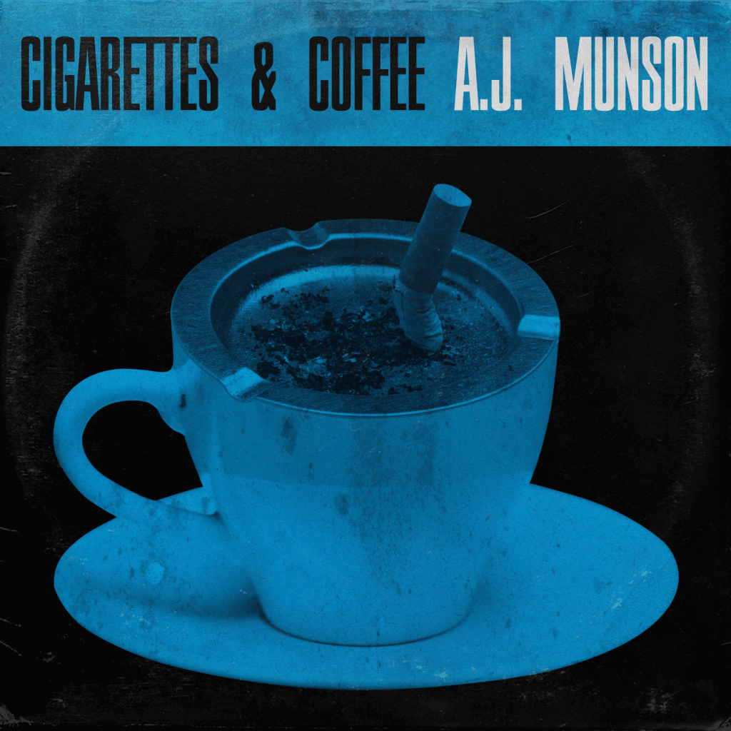 a j munson cigarettes and coffee