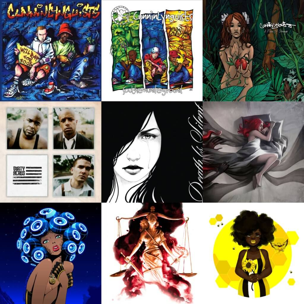 Ranking CunninLynguists' Albums