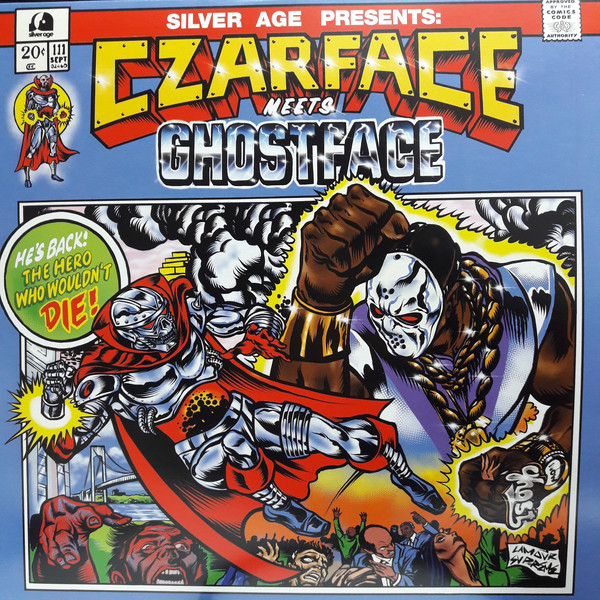 Czarface Meets Ghostface Killah