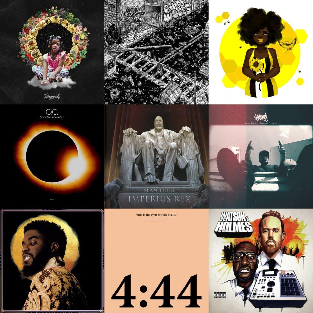 Greatest Hip Hop Albums 1980 - 2019 - Hip Hop Golden Age Hip