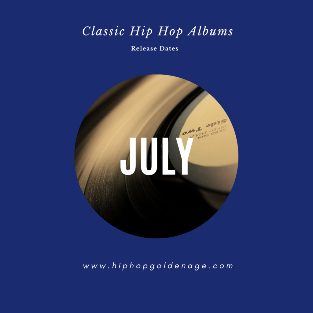 hip hop albums released in june