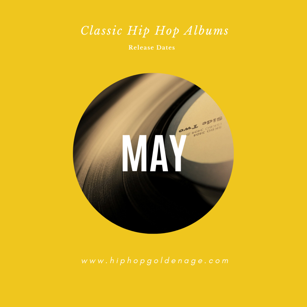 may hip hop releases