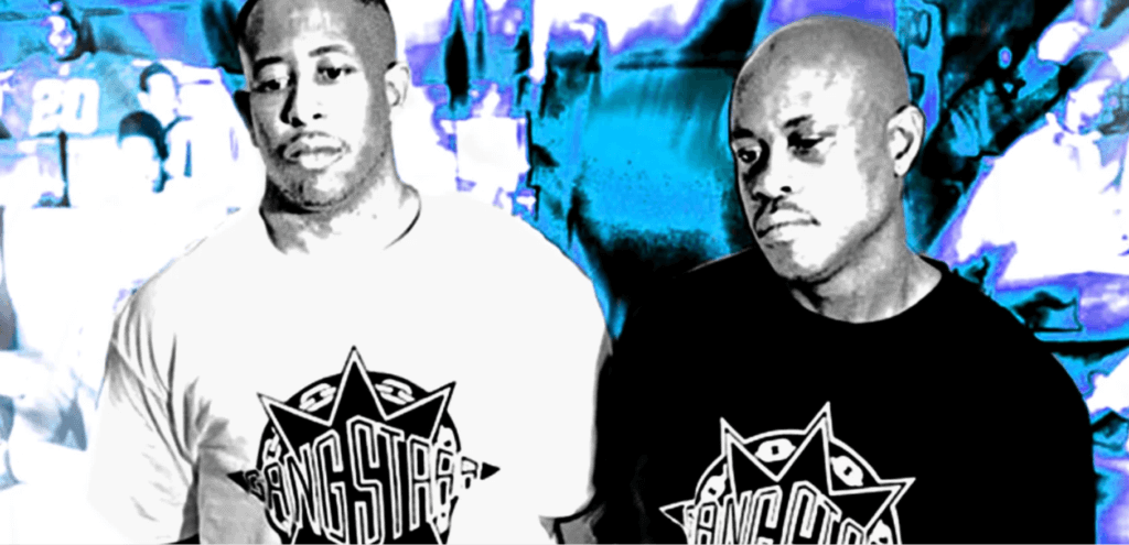 gang starr one of the best yet
