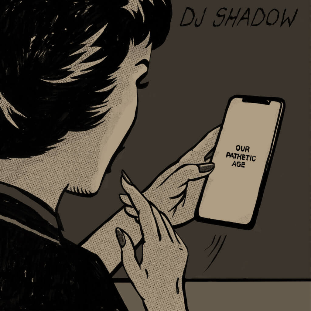 Out Now: DJ Shadow – Our Pathetic Age
