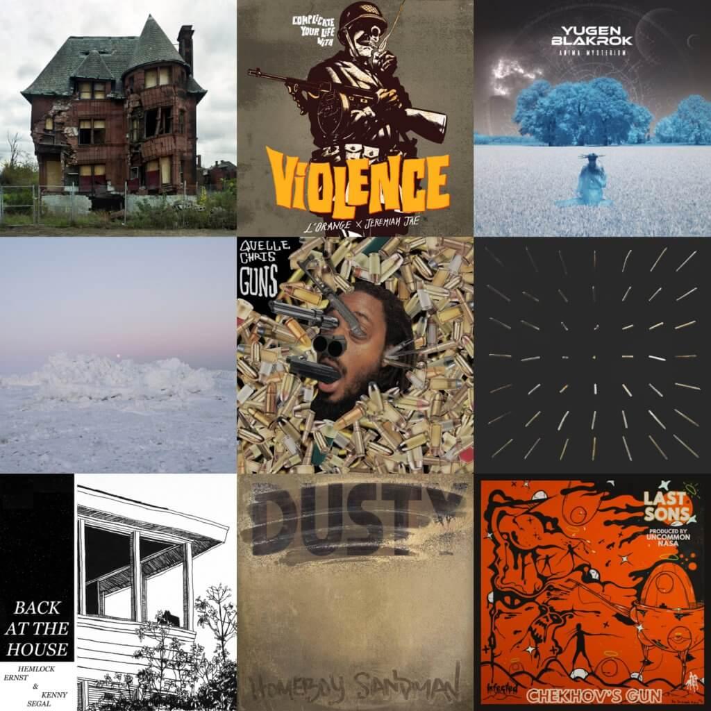 best expiremental hip hop 2019