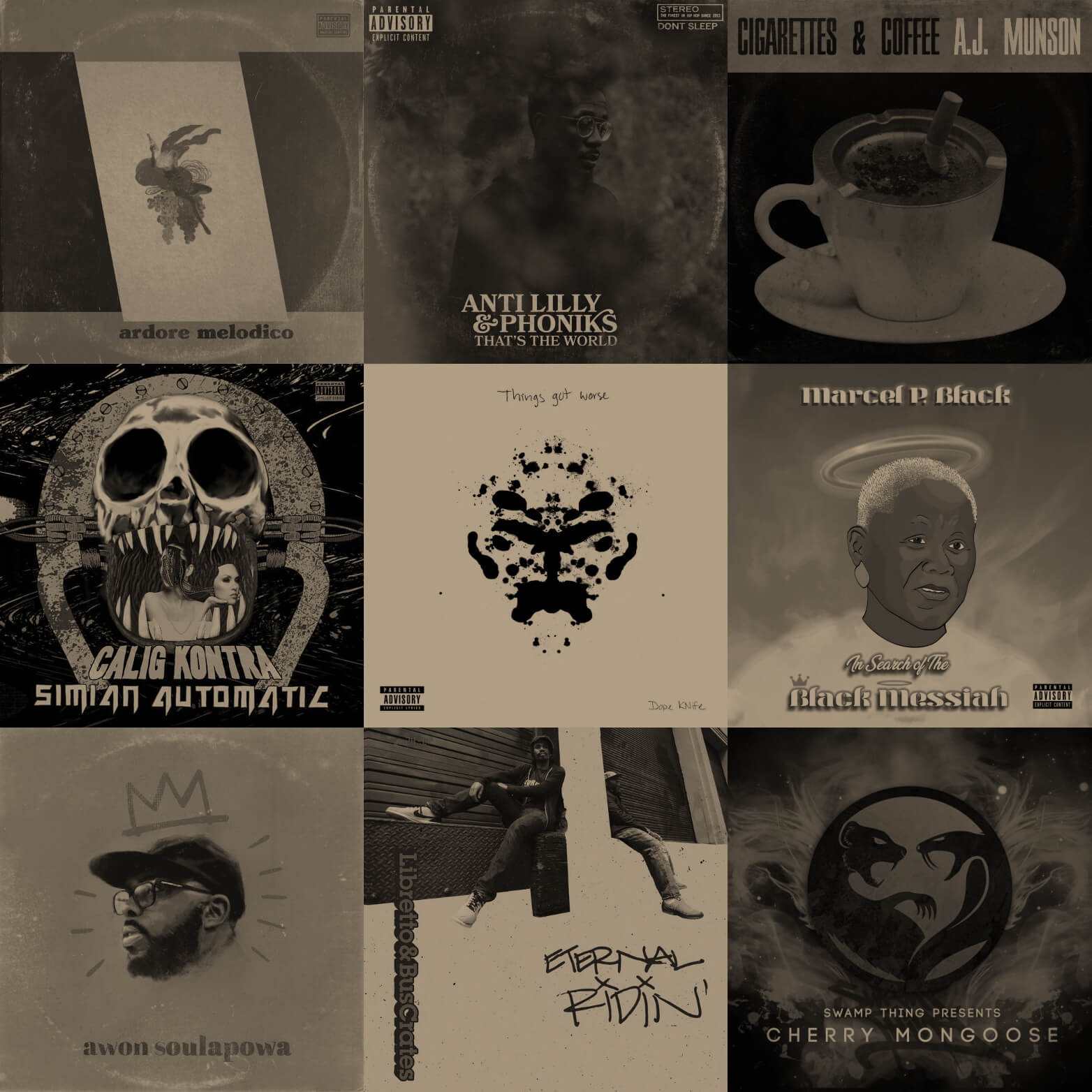 9 Great Hip Hop Albums Released In 2019 You Haven't Listened To, But Should - Hip Hop Golden Age