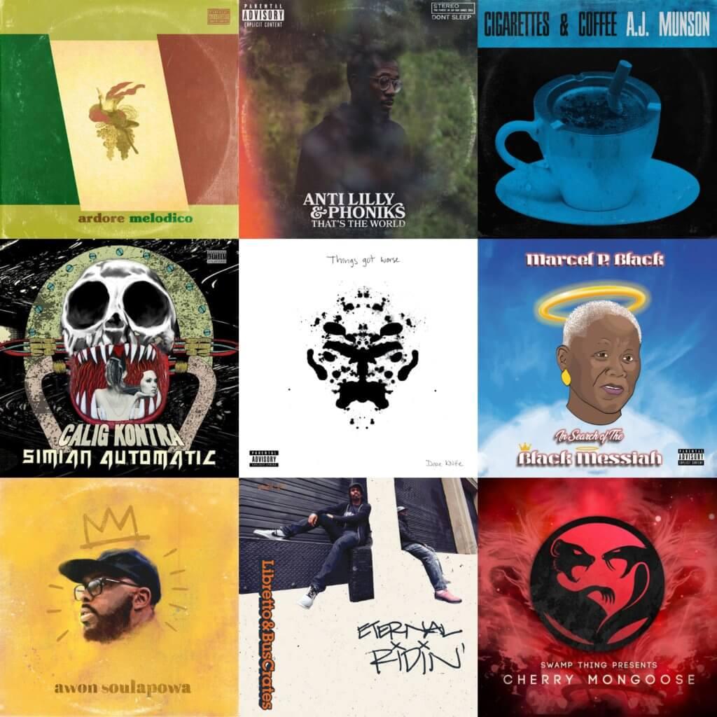 overlooked hip hop 2019