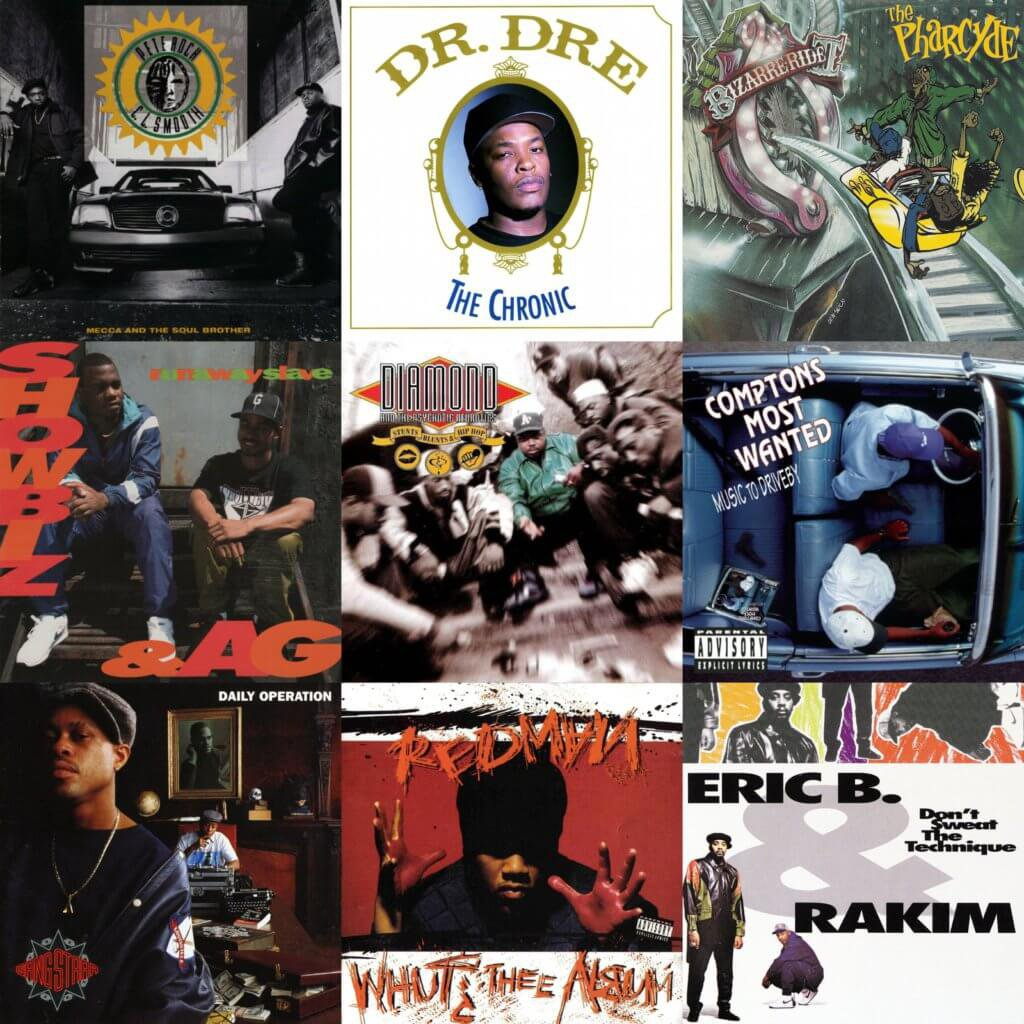 the best hip hop albums ever