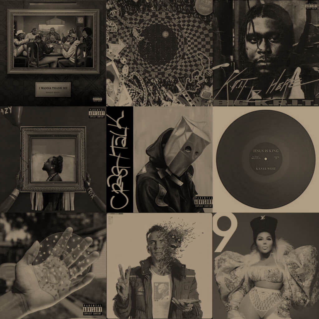 9 Of The Most Disappointing Hip Hop Albums Of 2019 - Hip Hop Golden Age