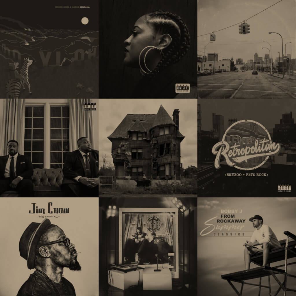 The Best Hip Hop Albums Of 2019 - Hip Hop Golden Age