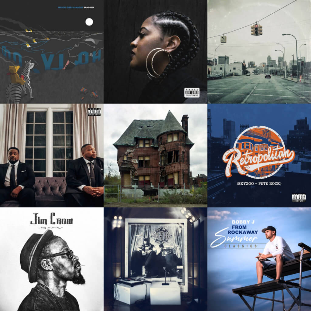 The Best Hip Hop Albums Of 2019