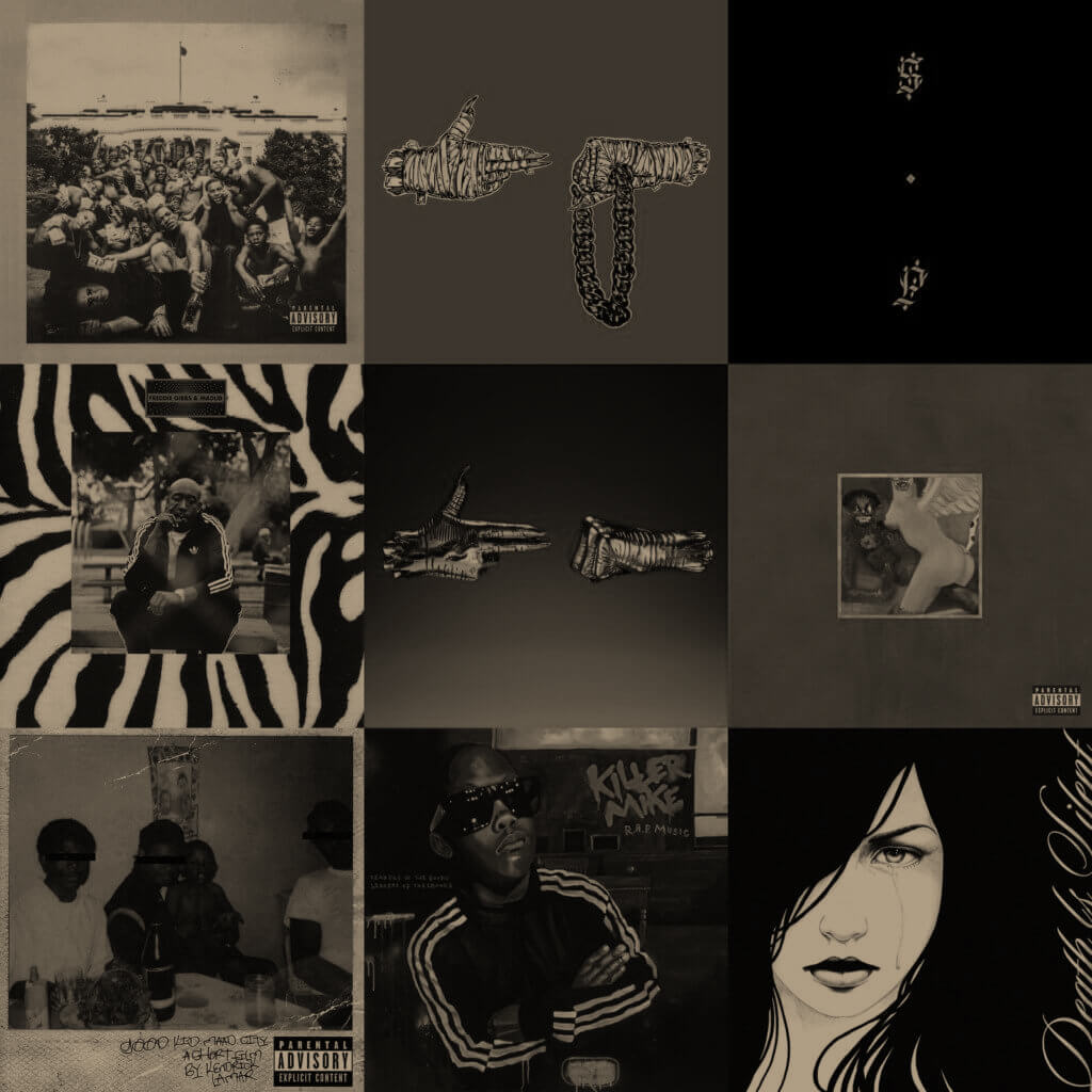 Top 150 Hip Hop Albums Of The 2010s - Hip Hop Golden Age