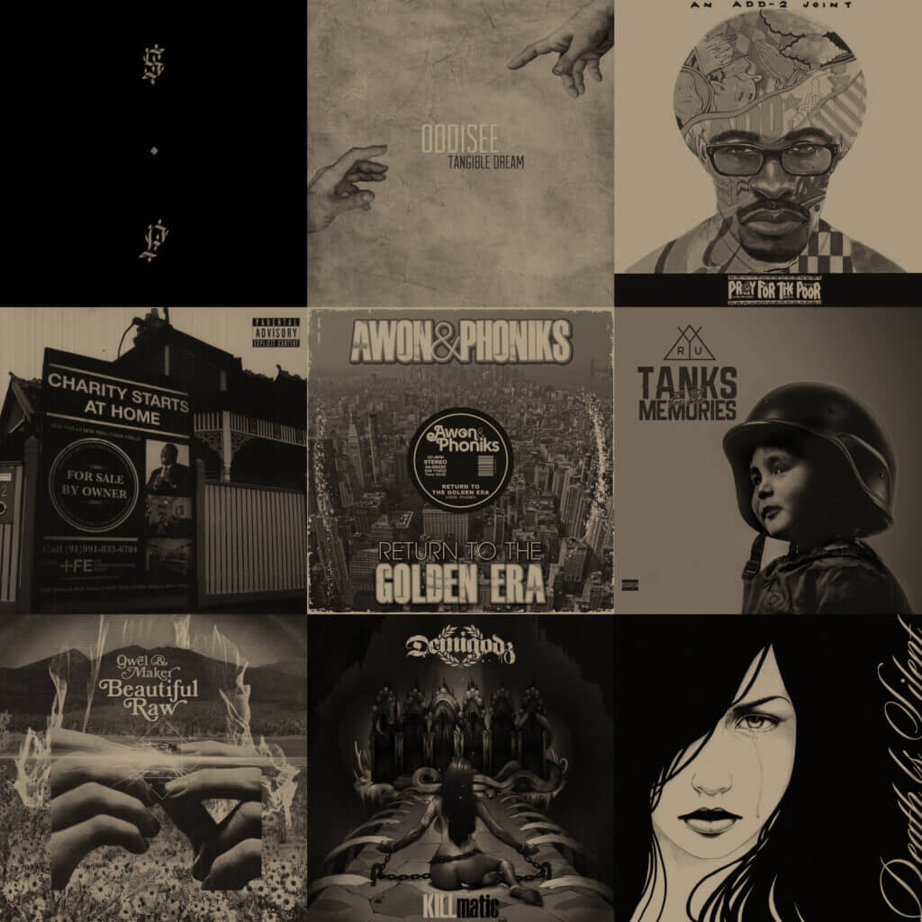9 Underrated Hip Hop Albums Released In The 2010s - Hip Hop Golden Age