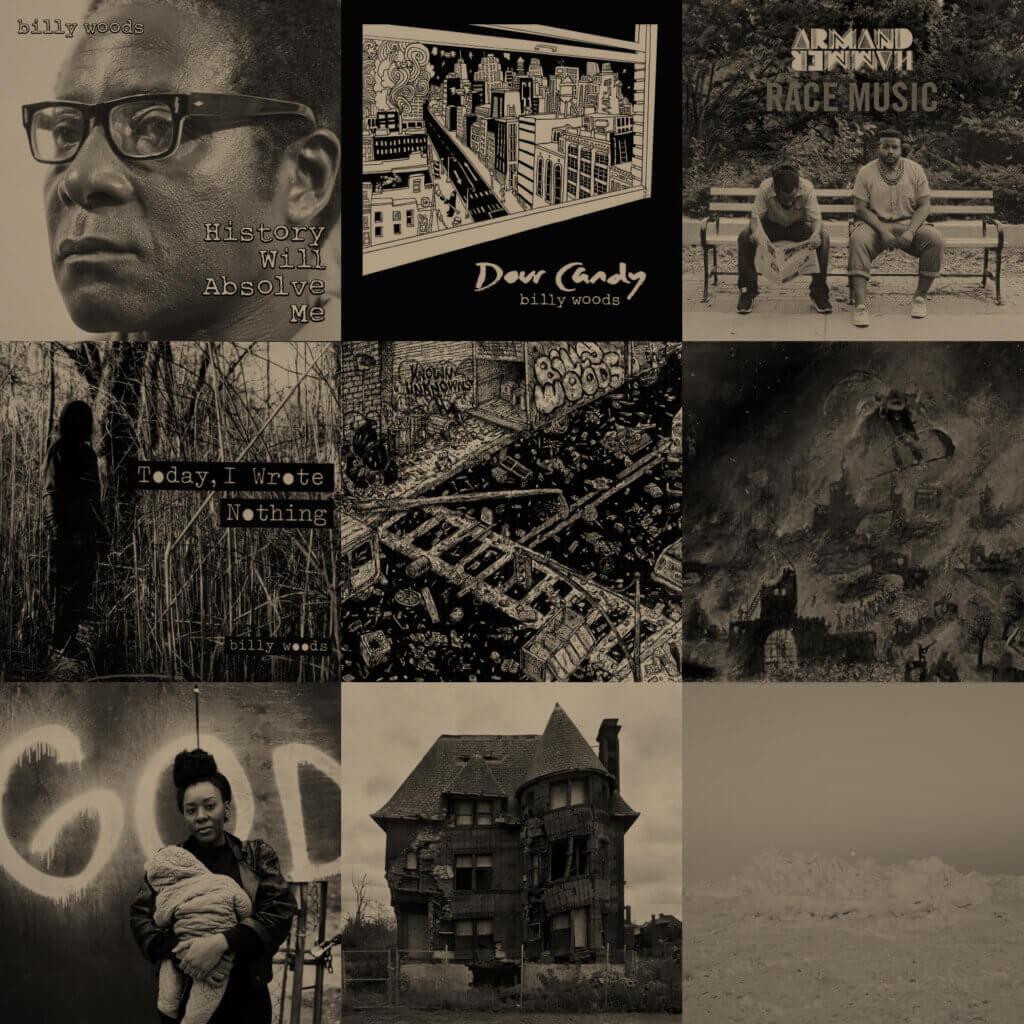 Underground Hip Hop Check: billy woods - Hip Hop Golden Age