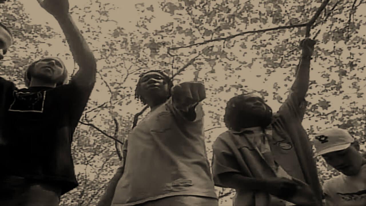 "Zack De La Rocha, KRS-One & The Last Emperor ""C.I.A. (Criminals In Action)"" (1998)"