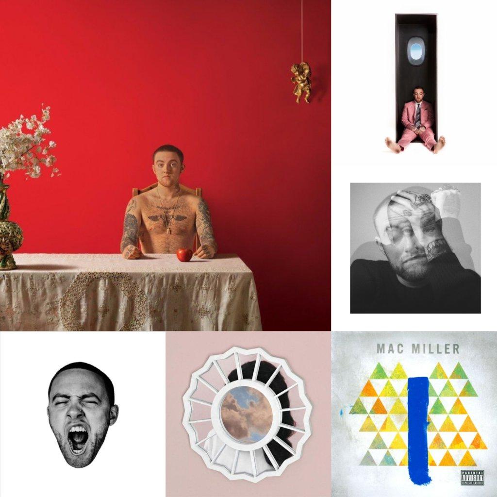 best mac miller albums