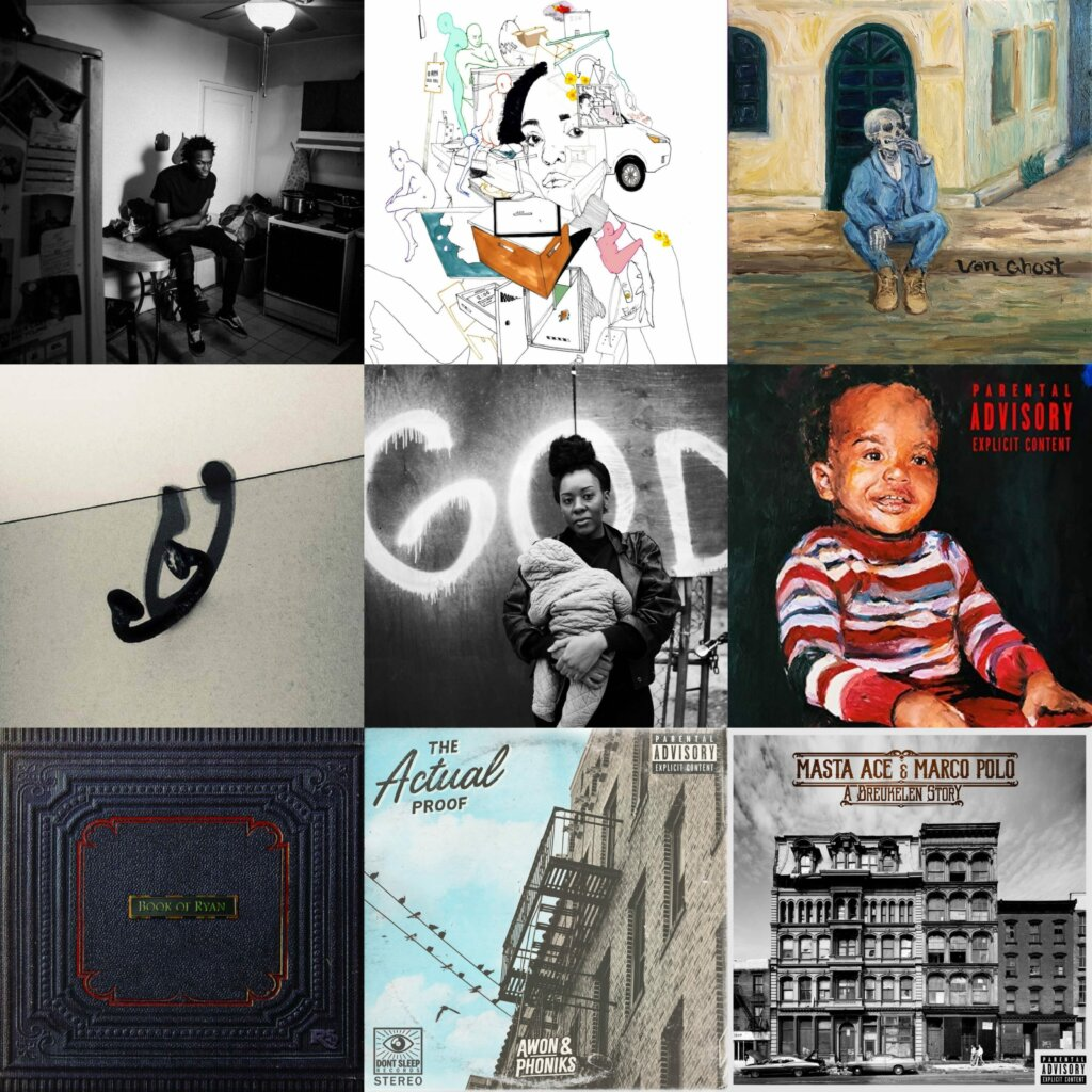 Top 40 Hip Hop Albums 2018